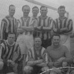 Allen, SW - football team - back right