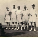 Officers on deck - from Skinner