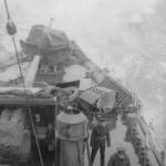 Royal Marines and Q Deck