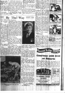 Horace Tall Portsmouth news article