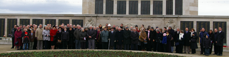 Memorial service 2007