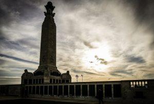 The Royal Naval Memorial, Southsea Photo: Michael Gill