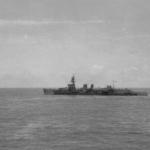 Dunedin, Freetown Sept 1941 - Ascoli