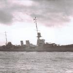 Dunedin May 1937