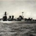 Dunedin port side - October 1938