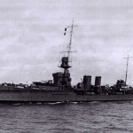 HMS Dunedin - Portsmouth