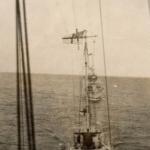 The fleet entering Sydney harbour 1929