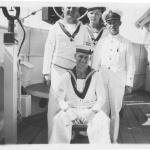 1050 HMS Dunedin pre-1941