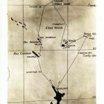HMS Dunedin (1918) Islands Cruise 1933 600COL