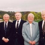 Four survivors plus Michael Lowey