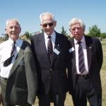 Boy McCall, Bill Gill and Jim Davis