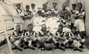 Folds W_Back row 4th from left_HMS Durban