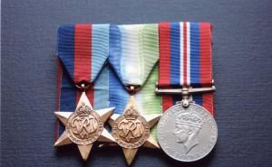 Jackson, JW medals