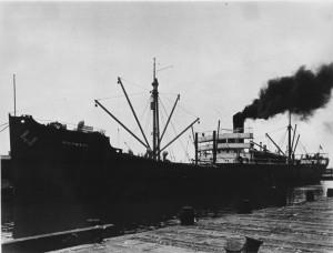 Nishmaha in port