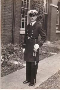 Ted full uniform