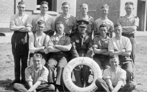1939 Call up squad
