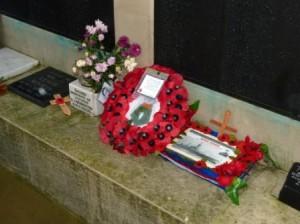 Memorial Wreath 2012
