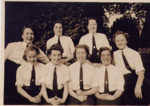 Casualty Office WRNS
