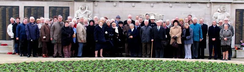 Memorial Group 2006